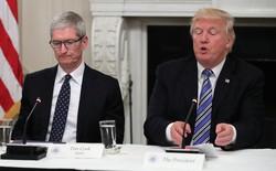 Chuỗi cung ứng của Apple chao đảo dữ dội chỉ sau một đoạn tweet ngắn của Tổng thống Trump