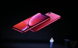 iPhone Xr chính thức ra mắt: Nhiều trang bị giống hệt iPhone Xs, cũng có Face ID, sặc sỡ hơn, giá 749 USD