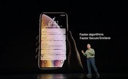 Apple khẳng định mở khóa bằng Face ID trên iPhone Xs & iPhone Xs Max sẽ nhanh hơn iPhone X