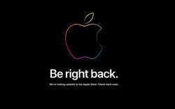 Cửa hàng trực tuyến của Apple đóng cửa, chuẩn bị cho thời điểm đặt hàng iPhone Xs, Xs Max, Xr và Apple Watch Series 4
