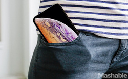 Túi quần nhỏ sẽ làm iPhone XS trở thành lựa chọn gần như duy nhất cho các chị em