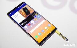 Tại sao Samsung chẳng ý kiến gì về iPhone Xs, Xs Max? Vì họ còn bận sản xuất Galaxy Note9 để đáp ứng nhu cầu quá cao của người dùng