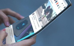 Đây là điều khiến cho smartphone màn hình gập chưa thể thành hiện thực, nhưng có vẻ như Samsung đã tìm ra phương án giải quyết