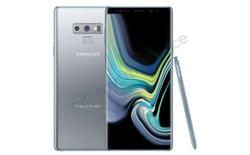 Samsung sẽ bán Galaxy Note9 màu bạc tại 31 thị trường, không có Việt Nam