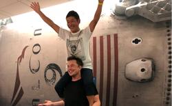 Gặp mặt tỷ phú Nhật Bản Yusaku Maezawa, vị khách đầu tiên được Elon Musk cho đi vòng quanh mặt trăng