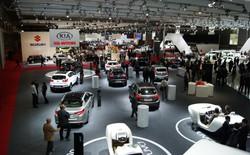 Wiki vừa cập nhật danh sách các hãng xe dự triển lãm Paris Motor Show, đã có tên Vinfast