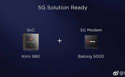 Huawei tuyên bố smartphone 5G đầu tiên của họ sẽ lên kệ vào giữa năm 2019