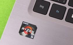 AMD ra mắt 2 bộ xử lý Ryzen 45W cho laptop để tuyên chiến với Coffee Lake H của Intel