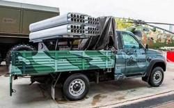 (Vietsub) Nga giới thiệu tổ hợp pháo phản lực phóng loạt mini đặt trên xe bán tải UAZ: Gọn nhẹ, siêu cơ động, phóng 40 tên lửa chỉ mất 2 giây
