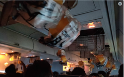 Một lỗi nhỏ của phi công khiến hành khách trên máy bay Ấn Độ đồng loạt chảy máu mũi, máu tai