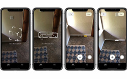 Ứng dụng AR đo đạc Measure trên iOS 12 có độ chính xác thấp, có thể sai lệch đến 20%