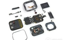 """""""Mổ bụng"""" Apple Watch Series 4: điều kỳ diệu đằng sau thiết kế"""