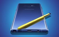 Samsung Galaxy Note 9 đứng đầu bảng chỉ số đánh giá smartphone của Consumer Reports, nghênh đón iPhone XS