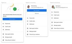 Chrome 70 sẽ cho phép người dùng từ chối liên kết web, đăng nhập trình duyệt