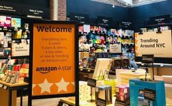 Amazon mở cửa hàng bán lẻ 4 sao đầu tiên, chỉ bán những sản phẩm tốt nhất