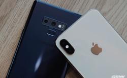 So sánh iPhone XS Max và Galaxy Note9: Khi 1 chiếc XS Max mua được 2 chiếc Note9, bạn sẽ chọn chiếc máy nào?