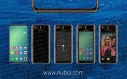TENAA công bố thông tin về Nubia Z18S: có 2 màn hình, mặt trước LCD, mặt sau OLED