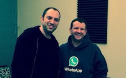 Đồng sáng lập WhatsApp: Vì tiền, tôi đã bán quyền riêng tư của người dùng cho Facebook