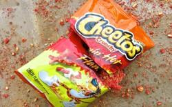 Rapper nổi lên từ SoundCloud, Youtube bất ngờ phải nhập viện vì ăn quá nhiều Cheetos cay nóng
