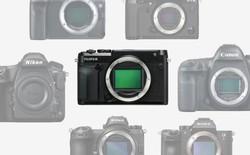 Chiếc máy ảnh Medium Format Fujifilm GFX50R liệu có nhỏ gọn như chúng ta nghĩ?