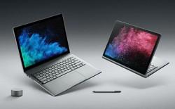 Ngoại trừ Surface Go, các sản phẩm Surface của Microsoft đều được tạp chí tiêu dùng Consumer Reports khuyên dùng