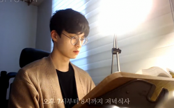 """Gongbang: Trào lưu ngồi ngắm các """"oppa"""" học tập trở thành cơn sốt mới nổi trong giới trẻ Hàn Quốc"""