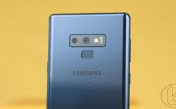 Bản cập nhật mới sẽ khiến camera của Galaxy Note9 trở nên tuyệt vời hơn nữa