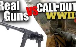 Game thủ dành cả năm trời bắn súng thật để so sánh tiếng súng trong game Call of Duty và ngoài đời thực