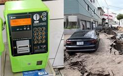 Sau trận động đất làm rung chuyển phía bắc Nhật Bản, toàn bộ buồng điện thoại trả tiền được sử dụng miễn phí