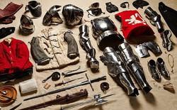 Từ chiến tranh trung cổ cho tới thời hiện đại, đây là tất cả những vật dụng mà binh lính từng mang ra trận