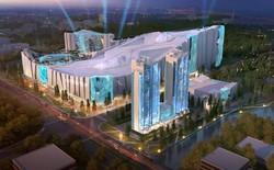 Trung Quốc đang xây dựng khu trượt tuyết trong nhà lớn nhất thế giới, mở cửa cùng lúc với Olympic Mùa đông 2022