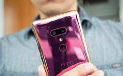 HTC thông báo doanh thu tháng 8/2018 giảm 54% so với cùng kỳ năm ngoái, U12+ gây thất vọng
