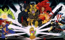 """Sẽ thế nào khi những siêu anh hùng """"xuyên không"""" về Nhật Bản thời Edo?"""