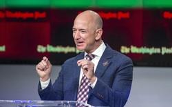 Amazon vượt qua Microsoft để trở thành công ty đại chúng lớn thứ ba trên thế giới
