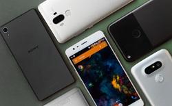 Giá smartphone trung bình của năm 2017 tăng 10% so với 2016, tất cả là nhờ Galaxy Note8 và iPhone X