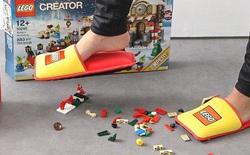 Đây là giải pháp chống lại những cú đau điếng người do vô tình giẫm phải đồ chơi Lego