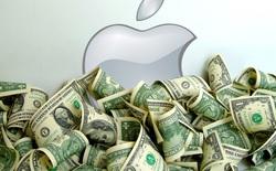 Khoản dự trữ tiền mặt của Apple đã lên đến con số kỉ lục