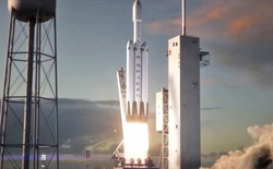 SpaceX xác nhận họ đã mất phần lõi trung tâm của tên lửa Falcon Heavy