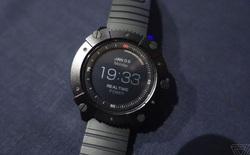 [CES 2018] Chiếc smartwatch này có thể tự sạc bằng nhiệt độ cơ thể của bạn hoặc bằng năng lượng mặt trời
