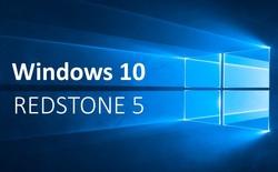 Bản build đầu tiên của Redstone 5 đã cho phép tải về với số lượng hạn chế, chưa có tính năng mới