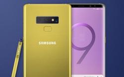 Thư mời Galaxy Note 9 đã bí mật để lộ điều gì về siêu phẩm mới nhất dòng Note?