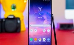 Ảnh thiết kế tiết lộ Galaxy Note 9 sẽ có nút chụp màn hình chuyên dụng, không còn phải nhấn và giữ nữa
