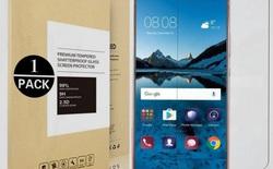 """Lộ diện """"chân tướng"""" Huawei P20 Pro: Có """"tai thỏ"""" chẳng khác gì iPhone X, 3 camera sau"""