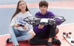 [CES 2018] Chiếc drone nhỏ xinh giá 100 USD này được trang bị những công nghệ tân tiến nhất của Intel và DJI