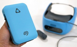 Seagate VR Power Drive: Ổ cứng kiêm sạc dự phòng di động dành riêng cho kính VR độc lập