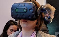 [CES 2018] HTC ra mắt Vive Pro: thiết kế mới lạ mắt, nâng cấp độ phân giải và tích hợp tai nghe