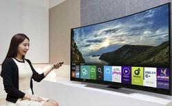 Samsung tiếp tục thống trị thị trường Smart TV, chiếm hơn 70% thị phần