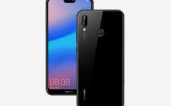 Huawei Nova 3e lộ ảnh báo chí: thiết kế hao hao iPhone X, có thể là bản quốc tế của P20 Lite