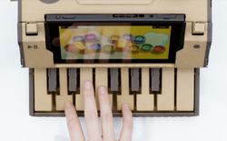 Nintendo ra mắt bộ phụ kiện Labo cho Switch, là những tấm bìa carton có thể xếp hình cùng với máy chơi game