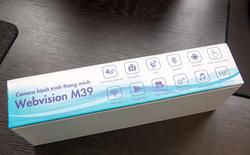 Đánh giá camera hành trình Webvision M39: Vừa là gương chiếu hậu, kiêm luôn cả điện thoại di động